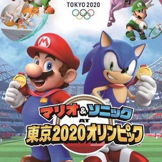 マリオ&ソニック AT 東京2020オリンピック TM