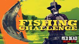 《荒野大镖客Online》新的钓鱼挑战自由模式活动今天上线