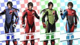 《真三国无双8》联动摩托车赛事铃鹿8耐 4名角色推出服装