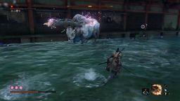 《只狼 影逝二度》宫之樱牛忍杀视频攻略 宫之樱牛怎么打