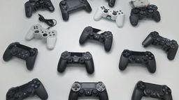 PS4手柄原型一览:形态各异但无一使用非对称设计