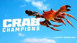 独立游戏《螃蟹冠军》公布 两只螃蟹玩出了高达的架势