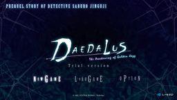 《代达洛斯:黄金爵士乐的觉醒》试玩版及特典情报公开