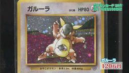 玩家收藏31张稀有「宝可梦卡牌」经鉴定价值高达768万日元