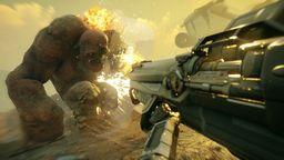"""玩家可在《狂怒2》中使用《毁灭战士》里的招牌武器""""BFG"""""""