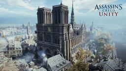 育碧捐赠50万欧元修复巴黎圣母院 《刺客信条大革命?#35775;?#36153;领