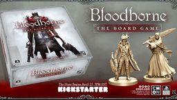《血源诅咒》桌游版公布宣传视频 将于4月23日开始众筹