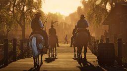 《荒野大镖客Online》黑市武器与马具七五折优惠活动现已开启