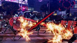 《女神异闻录5乱战 幻影打击者》登陆PS4/NS 无双类动作RPG