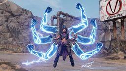 《无主之地3》公布全新预告片 出现魔女阿玛拉技能介绍