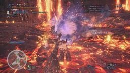 《怪物猎人世界》高玩精彩视频 狩猎笛3分31秒击杀炎妃龙