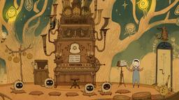 《月影之塔》试玩版现已在Steam与WeGame平台上架