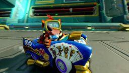 《古惑狼赛车》重制版最新宣传视频释出 定制你的专属座驾