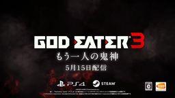 《噬神者3》1.30版大型更新5月15日推出 前日播出特别节目