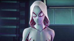 《漫威英雄终极联盟3 黑色教团》公开蜘蛛格温角色演示视频