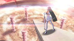 《斩服少女 异布》公布故事模式第一章实机游戏视频