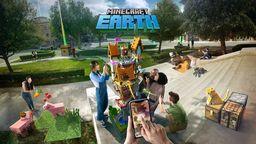 增强现实手机游戏《我的世界 地球》发表 今年夏季开启测试