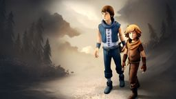BAFTA获奖独立游戏《兄弟 双子传说》5月28日登陆Switch