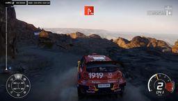 《世界拉力锦标赛8》实机演示视频释出 驰骋于险峻的山路