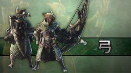 《怪物猎人世界 ICEBORNE》弓及操虫棍新招式演示影像