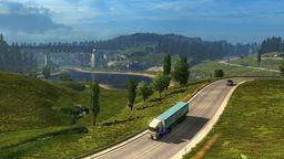 """《欧洲卡车模拟2》GPS导航语音包加入""""杰洛特""""配音"""