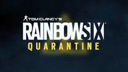 《彩虹六号:封锁》正式公布 三人合作PVE玩法 2020年初发售