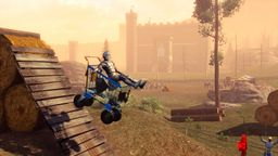 《特技摩托:崛起》第二赛季带来《中世纪的摩托骚乱》