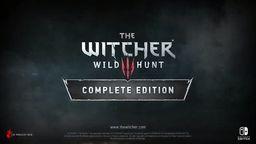 《巫师3 狂猎 完全版》将于2019年登陆Nintendo Switch
