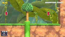 《超级马力欧创造家2》E3树屋直播实机试玩演示