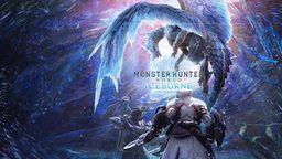 《怪物猎人世界 Iceborne》在线Beta测试或将于6月21日上线