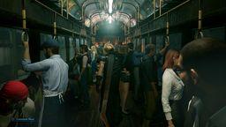 《最终幻想7 重制版》公开角色全身插图与一波清晰游戏画面