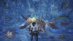 《怪物猎人世界 Iceborne》beta测试大锤4分钟狩猎轰龙视频