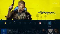 《赛博朋克2077》现已推出免费PS4主题 已登录各服务器