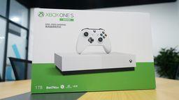 忘掉光驅擁抱XGP 全數字版Xbox One S是一扇窺探未來的窗