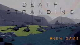 油管播主反向重制《死亡搁浅》 制作PS1风格游戏短片