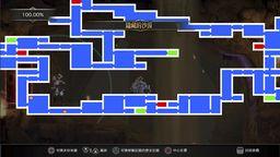 《血污 夜之儀式》煉獄炎窟地圖數據強化道具、寶箱位置