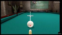 《如龍5 HD版》臺球小游戲高級對手視頻攻略 解球演示