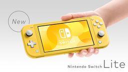 任天堂Nintendo Switch Lite發表!9月20日發售價格約1300元