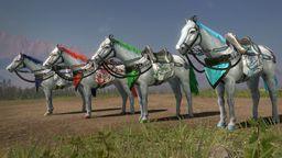 《真·三国无双8》最新免费内容更新 新增多匹全新战马