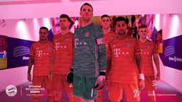 《实况足球2020》宣布与德甲拜仁慕尼黑达成深度合作关系