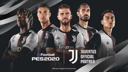 《實況足球2020》正式宣布與意甲尤文圖斯俱樂部達成合作