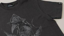 《血源诅咒》与服装品牌TORCH TORCH合作推出主题T恤