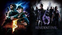 《生化危機5》、《生化危機6》將于10月29日登陸Switch平臺