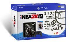 PS4/PS4 Pro《NBA 2K19》限量套装于7月17日上市发售