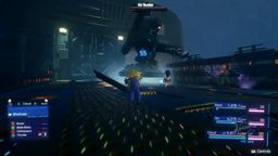 国外玩家在《Dreams》里还原《最终幻想7 重制版》Boss战