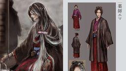 《只狼 影逝二度》公布原畫設定集預覽圖 8月2日發售