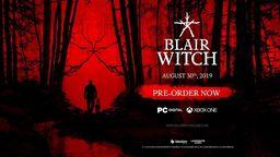 《女巫布萊爾》實機演示公開 在黑山森林中從容面對自己的危險
