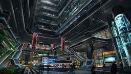 《最终幻想7 重制版》新概念图公开 展示「神罗大厦」场景