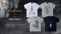 《血源诅咒》TORCH TORCH合作款T恤公开第二弹 8月下旬出货