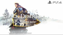 《黑色沙漠》在PS4上开启Beta测试 最多可以升到50级